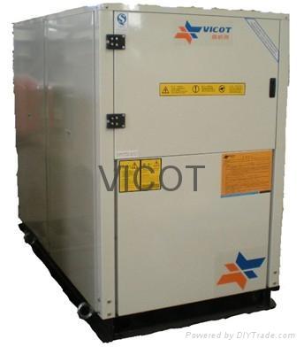Modular home modular home heat pump for Most efficient heat source for home