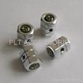 anti-theft  tire valve caps A05003