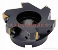 TPR Right-angle Face Milling Cutter for TPMN2204 Insert 1