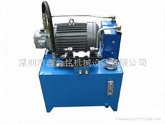 電廠液壓系統液壓動力源