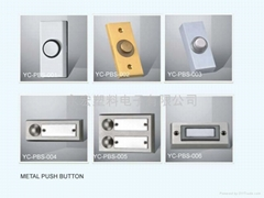 Wired Door Bell Push Button