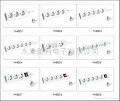 Socket outlets Multiple Socket EXTENSION SOCKET