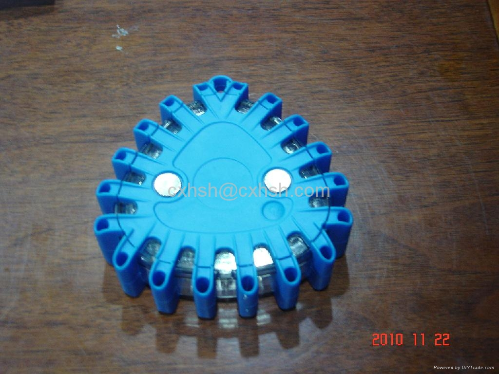9-in-1 Super Flare LED Safety Light