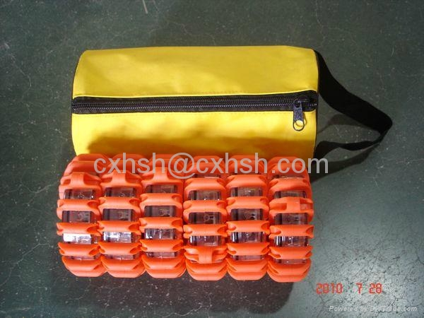 Police equipment/ warning lights/ led traffic light/flare led