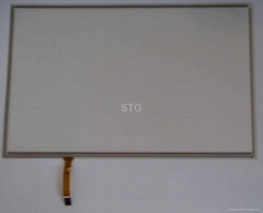 """19"""" Four wire resistance touch panel"""