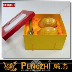 cermaic tableware set with g box