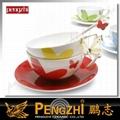 咖啡杯碟 1