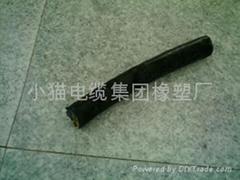 小猫电缆-YH电缆,电焊机电缆YH,焊把线型号-YH
