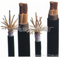 MYPTJ矿用高压屏蔽电缆-MYPTJ电缆