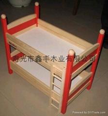 儿童玩具上下床