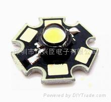 白光攝像機專用大功率LED 2