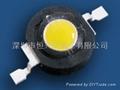白光攝像機專用大功率LED