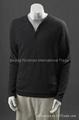 cashmere pullover, Polo Shirt Cashmere