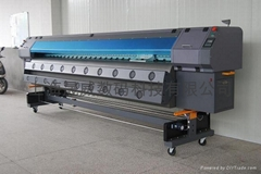 KONICA solvent printer polaris skywalker