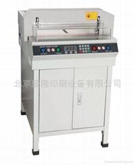 SLQ450VS+电动切纸机