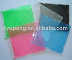 5.2釐超薄CD彩色托盤(YP-E501)