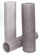 Ga  anized steel wire mesh