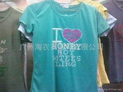 5元库存T恤衫
