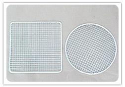 Barbecue grill netting 4