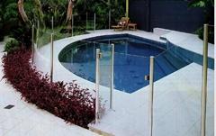 白砂岩游泳池