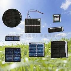 胶封太阳能电池板用于灯具,玩具,充电器等