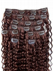 clips in Hair Extension : 20 Clips