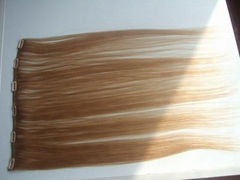 clips in Hair Extension : 7 Clips