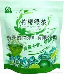 檸檬綠茶袋泡茶