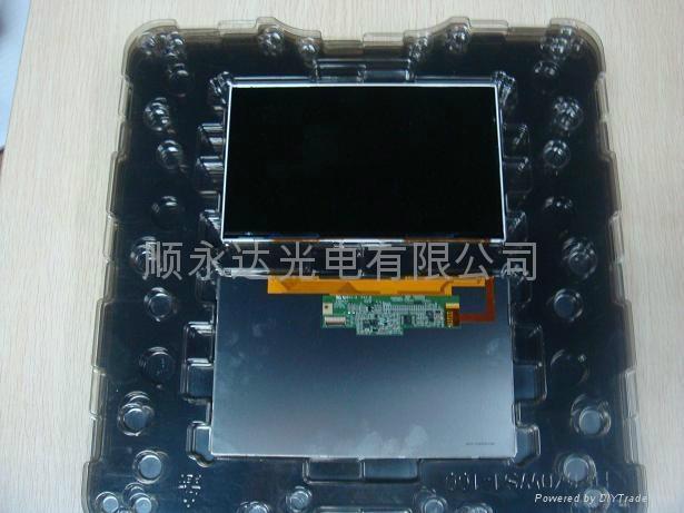 HYDIS HV070WS1-100 fo samsung P1000 LCD 5