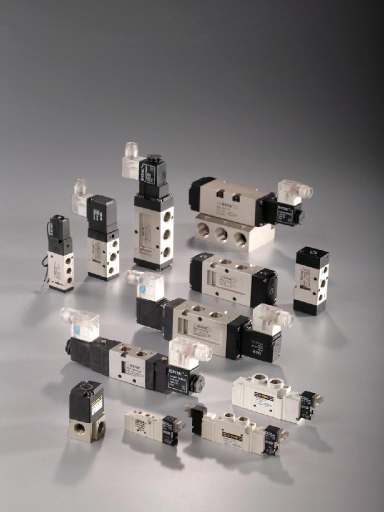 气动元件 - valve,cylinder图片
