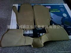 上海通用雪佛兰赛欧脚垫