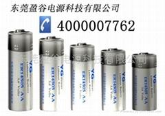 锂亚一次性电池