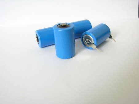 智能水电表专用锂亚电池ER14335 2/3AA 2