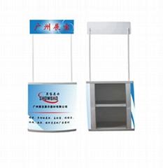 供應 廣州展寶吸塑促銷台圖片及報價
