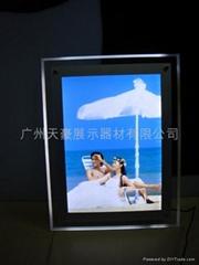 廣州LED水晶燈箱