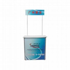 供應 廣州展寶鋁合金促銷台