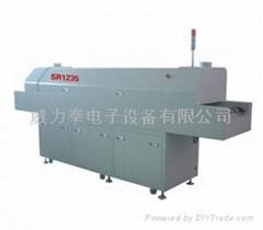 十二温区无铅回流焊机SR1235