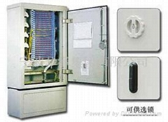 SMC不饱和聚酯增强模塑料光缆交接箱箱体(新型)