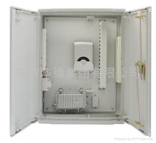 SMC不飽和聚酯增強模塑料光纜交接箱箱體(新型) 2