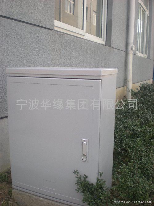 SMC不飽和聚酯增強模塑料光纜交接箱箱體(新型) 3