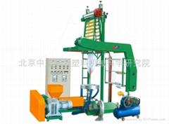 高低壓聚乙烯雙用吹膜機組