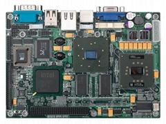 EPIC 4寸嵌入式主板