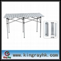 foldable Occasional tables with aluminum