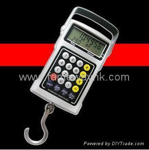 多功能便攜式電子吊鉤秤 DG01A 1