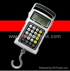 多功能便攜式電子吊鉤秤 DG01A