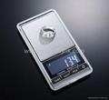 Digital jewelry Pocket Scale PS-16