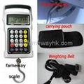 多功能便攜式電子吊鉤秤 DG01A 2