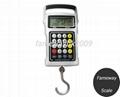 多功能便攜式電子吊鉤秤 DG01A 3