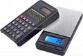 帶計算器的電子口袋秤 2