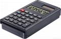 帶計算器的電子口袋秤 3
